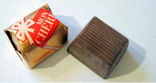 Mon Cheri Fine Hazelnut Chocolates By Ferrero ( 2 pack) 5 pieces per pack