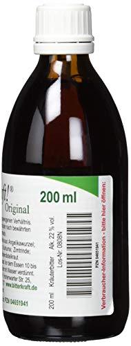 BitterKraft® Original 200ml Bittertropfen Kräuterbitter - 2