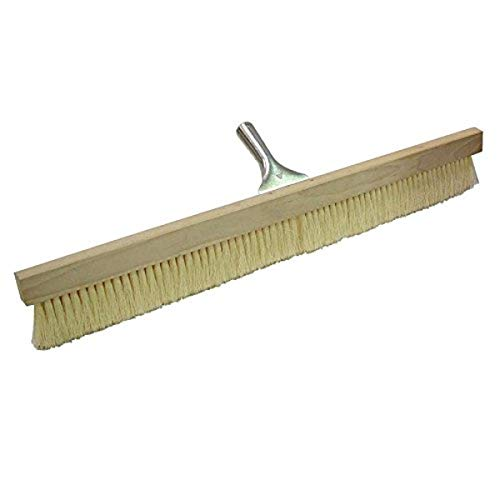 Bon Tool 82-420 Blacktop Brush With Stamped Bracket 36' Tampico Fiber