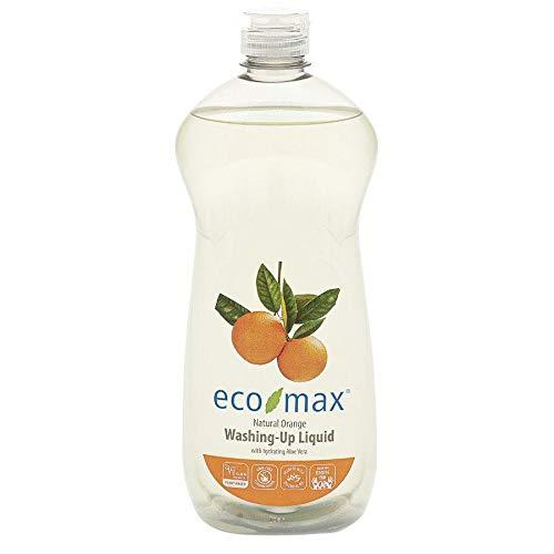 Eco-Max Washing-Up Liquid - Orange 740ml