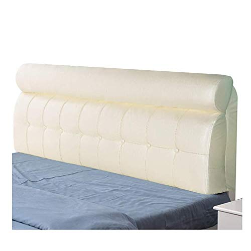 Case Large Bedside Large Lumbar Cushion Pillow Soft Waist Protection Removable Washable Bed Headboard Bed Backrest 0902