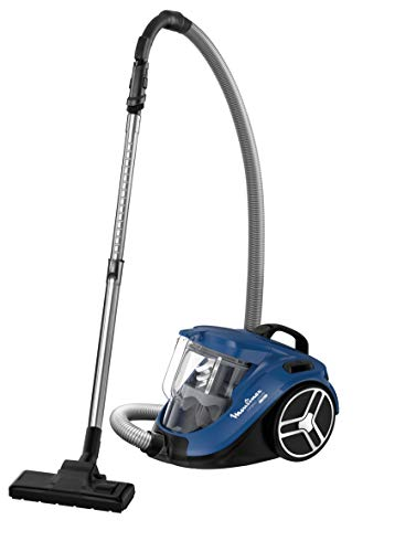 MOULINEX Compact Power Cyclonic Aspirateur sans Sac Performant, Compact, Léger, Maniable MO3711Pa