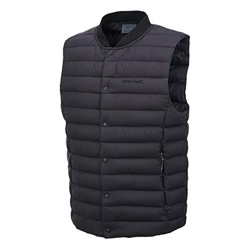 (モンベル) mont-bell ダウンベスト メンズ エドガーⅡ Men`s EDGAR Ⅱ Down Vest Jacket (100(L)身長~175cm,...