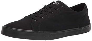 Sperry mens Striper Ii Ltt Sneaker Black 9 US