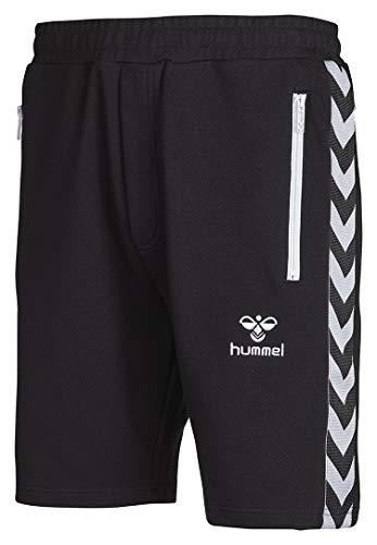 Hummel Herren Shorts CLASSIC BEE AAGE, schwarz (Black), S, 10-810-2001