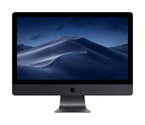 "Apple iMac Pro (27"" with Retina 5K Display, 3.2GHz 8-core Intel Xeon W, 32GB RAM, 1TB SSD) - Space Gray"