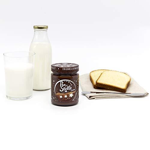 Pan di Stelle Crema Spalmabile di Cacao, Nocciole e Granella di Biscotto, 330g
