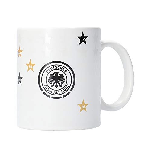 DFB Deutschland Erfolge Tasse Weiss