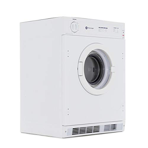 White Knight C4317WV 7kg Integrated Vented Tumble Dryer - White