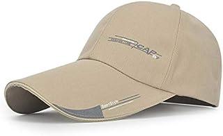 2019 Outdoor Fashion Line Baseball Cap, Long Visor Brim Shade Snapback Sun Hat,Sports Cap