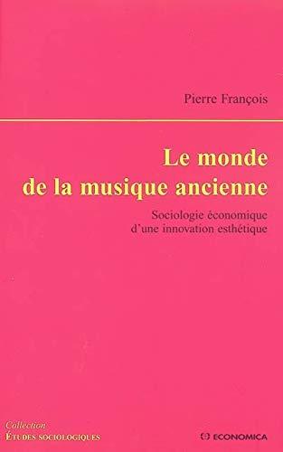 Livres De Pierre Francois Pdf Epub Lire Le Monde De La Musique