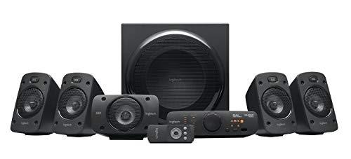 Logitech Z906 5.1 Sourround Speaker, 980-000468