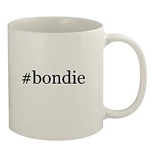 #bondie – 11oz Hashtag White Coffee Mug