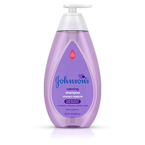 Johnson's Baby Johnson's Calming Baby Shampoo with Soothing NaturalCalm Scent, 20.3 fl. oz