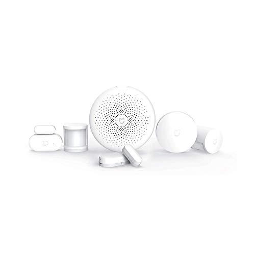 Xiaomi Mi Kit di Sicurezza, Automazione Domotica Casa, Smart Home, Versione Italiana, Compatibile con dispisitivi Mi Home, Bianco