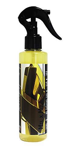 Unycox UNYCQ Ambientador Aroma x Mil Gama Deluxe, Dorado, 200 ml