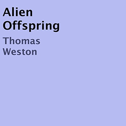Alien Offspring audiobook cover art