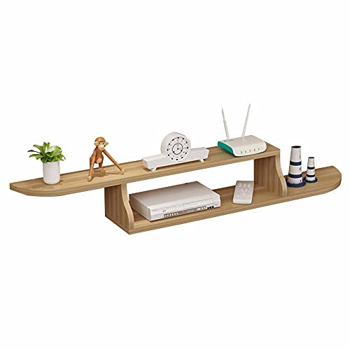 Mueble de TV Flotante, Mueble TV de Pared Mate, Mueble de TV Mesa Flotante para Sala de Estar Sala de Entretenimiento Oficina/A / 120cm