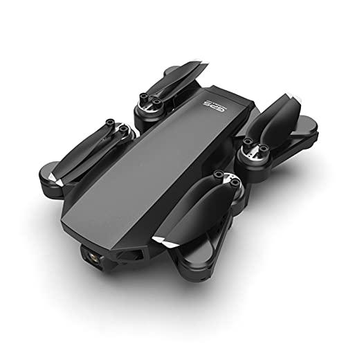 Goolsky RC-Drohne S19 GPS RC Drohne mit Kamera für Erwachsene RC Drohne mit 4K Kamera 5G WiFi Videoantenne FPV Quadcopter Smart Follow Mode Aufbewahrungstasche 1 Akku Mode