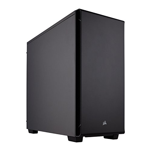 Corsair Carbide 270R - Caja de PC, Mid-Tower ATX, sin Ventana, Negro