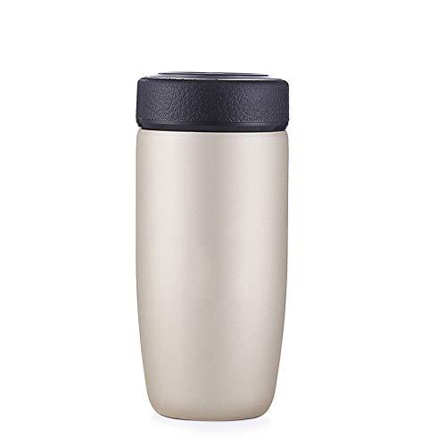 KISALGS Stainless Steel Vacuum Cup Kettle Travel Office