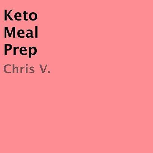 Page de couverture de Keto Meal Prep