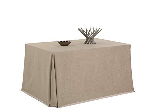 Faldas para mesas rectangulares