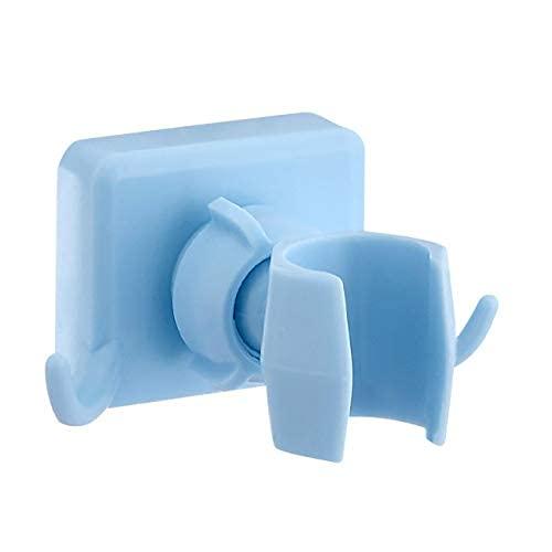 ZEH Nuevo Soporte DE Sprinkler Soporte Free PUNZANDO Asiento Fijo Cabeza Universal Cabeza Ajuste Ajustable Gancho DE Ducha Base Fijo (Color: A) FACAI (Color : B)