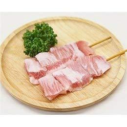 豚トロ串 40g×10本 外国産豚 (15cm丸串)(pr)(46520)(やきとん)