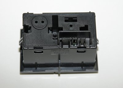 ACDelco D7096C GM Original Equipment Fog Lamp and Cargo Lamp Switch