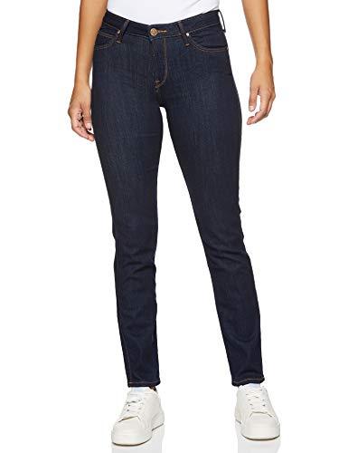 Lee Elly Jeans, Azul (One Wash Ha45), 27W / 31L para Mujer