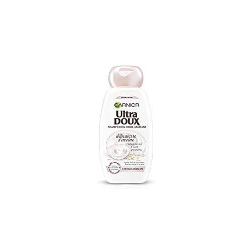 Garnier Ultra Doux Délicatesse d'avoine - Shampooing Cheveux Fins Et Délicats