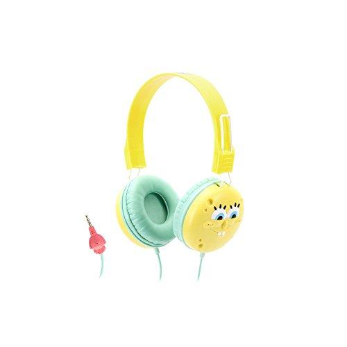 Griffin GC38002 Spongebob Squarepants Kopfhörer gelb