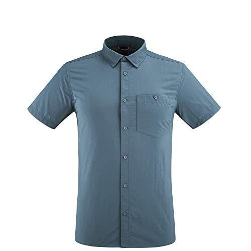 Lafuma - Access Shirt M - Chemise Manches Courtes - Hommes - Randonnée, Trekking, Lifestyle - Bleu