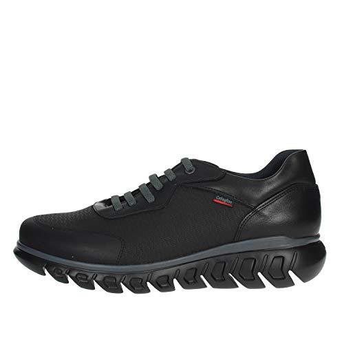 Callaghan Squalo, Zapatos de Cordones Derby Hombre, Negro (Negro 2), 42 EU