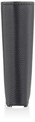 CALVIN KLEIN Men's Bifold 5CC W/Coin Accessory-Travel Wallet, Black, One Size