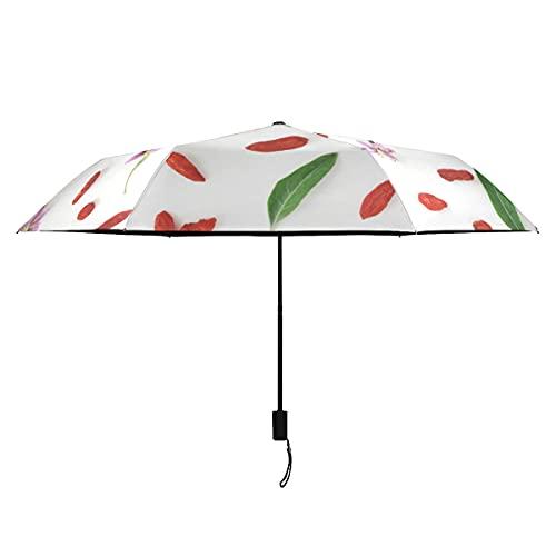 ombrello portatile uomo antivento Ombrelli invertiti moda sano naturale rosso medicinale antivento invertito ombrello portatile leggero antivento invertito ombrello uomo sole pioggia perfetto pieghevole ragazze invertito ombrello