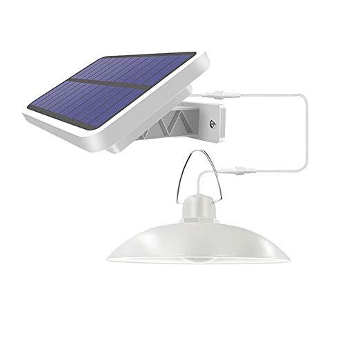 DOMIRE Solar Hängeleuchten Shed Lampe...