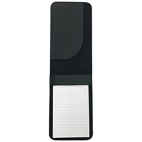 Memo Pad Cover & Holder, 3 x 5 Inch Pocket Notebook