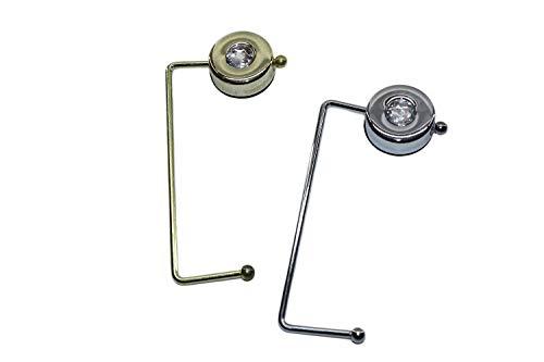 RMB® 2er Set Handtaschenhalter Taschenhalter Haken Tischhaken-Halter