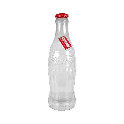 Tirelire en Plastique Coca-Cola Coke Bouteille 30 cm