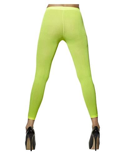 Leggings vert néon