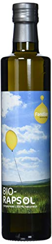 Fandler Bio-Rapsöl, 1er Pack (1 x 500 ml)