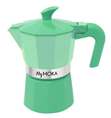 Pedrini Mymoka Kaffeekanne Emerald