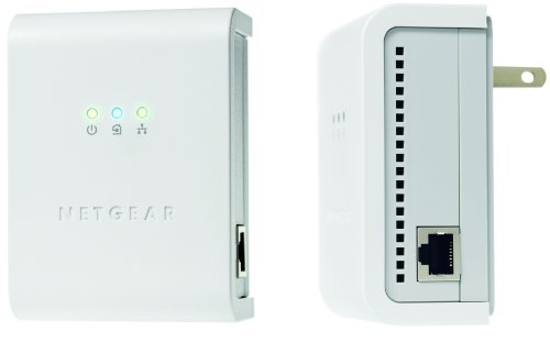 Netgear 85Mbps Powerline Network Adapter Kit - XETB1001