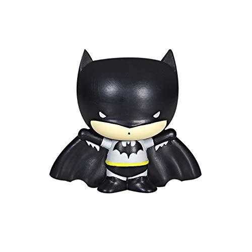 Imagen para Zoggs Batman DC Super Heroes Splashems - Bañera de Juguete para niños (3 años), Color Negro y Amarillo