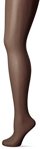 Fiore Damen Feinstrumpfhose DIANA/CLASSIC Strumpfhose, 20 DEN, Schwarz (Black 001), Large (Herstellergröße:4)