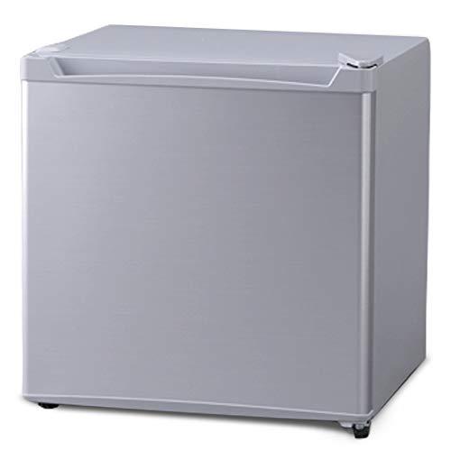 アイリスプラザ 冷凍庫 32L 1ドア 小型 前開き 家庭用 シルバー PF-A32FD-S