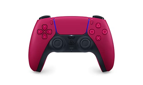 PlayStation 5 - Mando inalámbrico DualSense Cosmic Red - Exclusivo para PS5