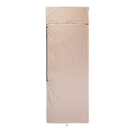 Premium extérieur Sac de couchage pour adulte sommeil Enveloppe Sacs en coton, lin